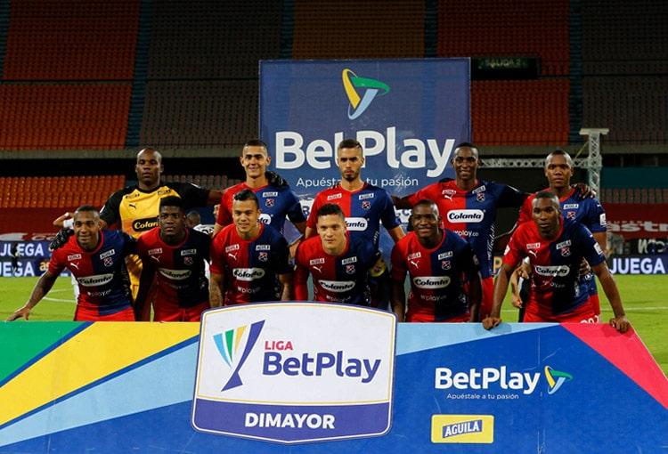 Deportivo Independiente Medellín 1-2 Deportivo Pereira, liguilla Liga BetPlay 2020