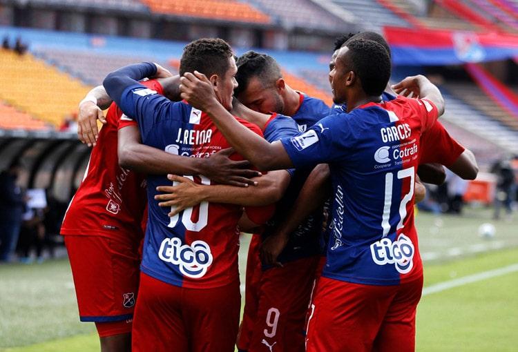 Deportivo Independiente Medellín, DIM, Liga BetPlay 2020, tabla de clasificación, fecha 19