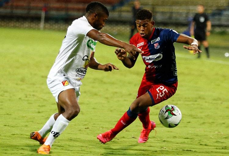 Deportivo Independiente Medellín, DIM, Liguilla BetPlay 2020, Envigado FC