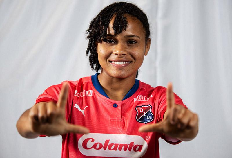 Deportivo Independiente Medellín, DIM, nuevo uniforme, camiseta coral, Liga BetPlay 2020