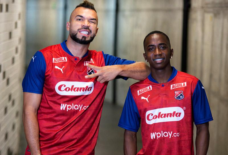 Deportivo Independiente Medellín, DIM, nuevo uniforme, camiseta roja, Liga BetPlay 2020 (1)