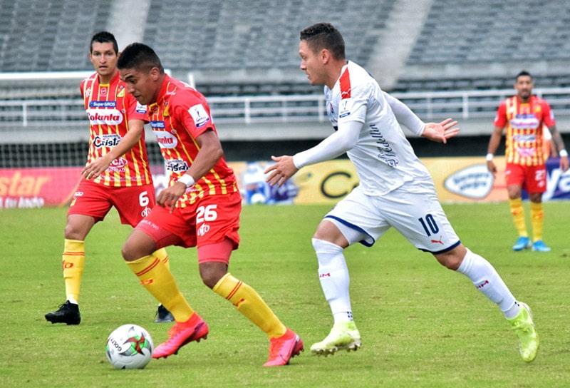 Deportivo Pereira 0-2 DIM, Copa Colombia 2020