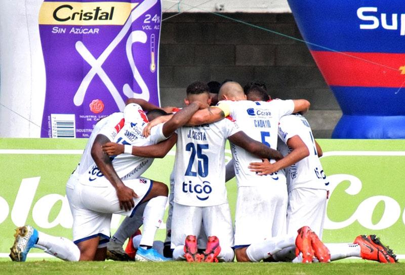 Deportivo Pereira 0-2 Deportivo Independiente Medellín, Copa Colombia 2020