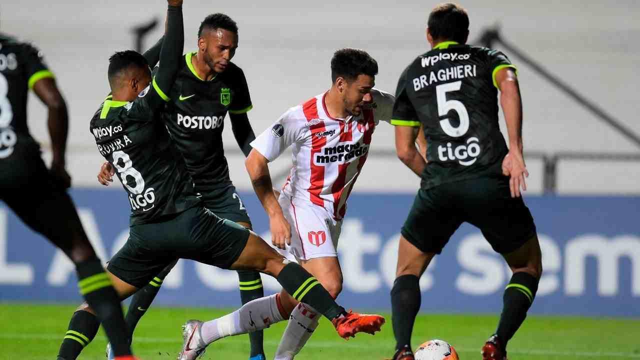 Diego Braghieri será baja de Nacional en lo que resta de liga