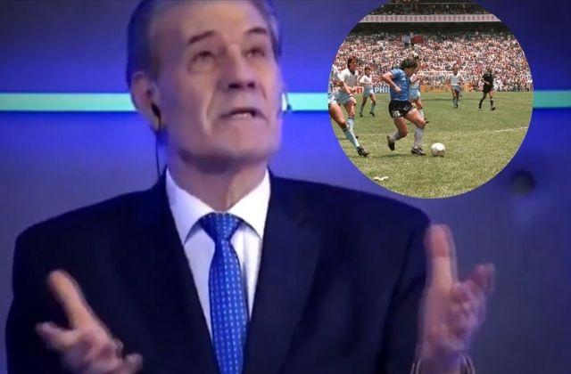 Víctor Hugo Morales y otro relato cósmico tras muerte de Maradona