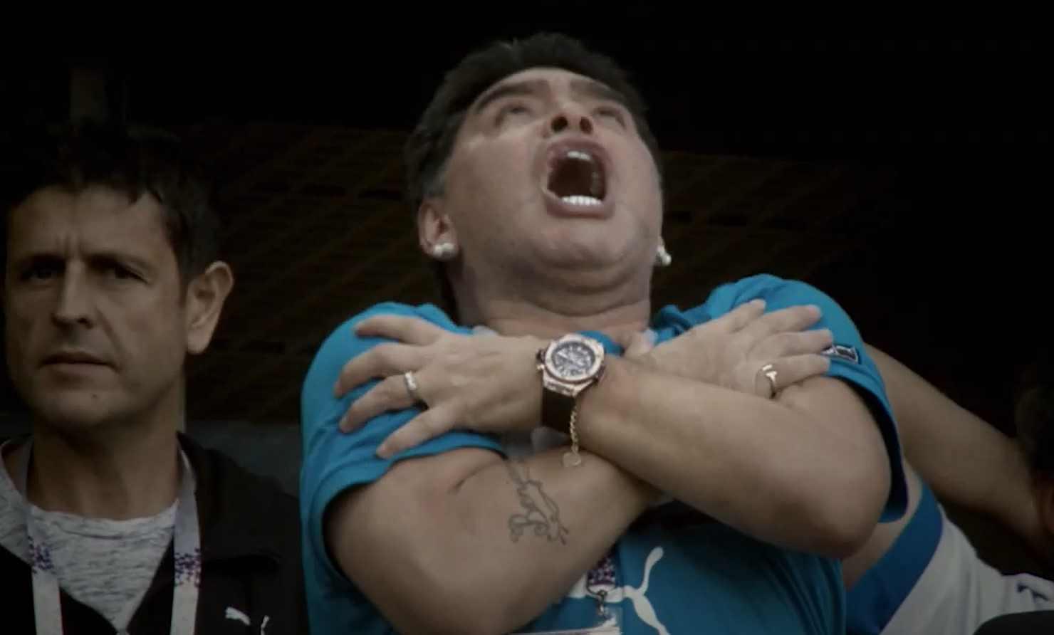 Documentales de Maradona recomendados para ver en DIRECTV GO