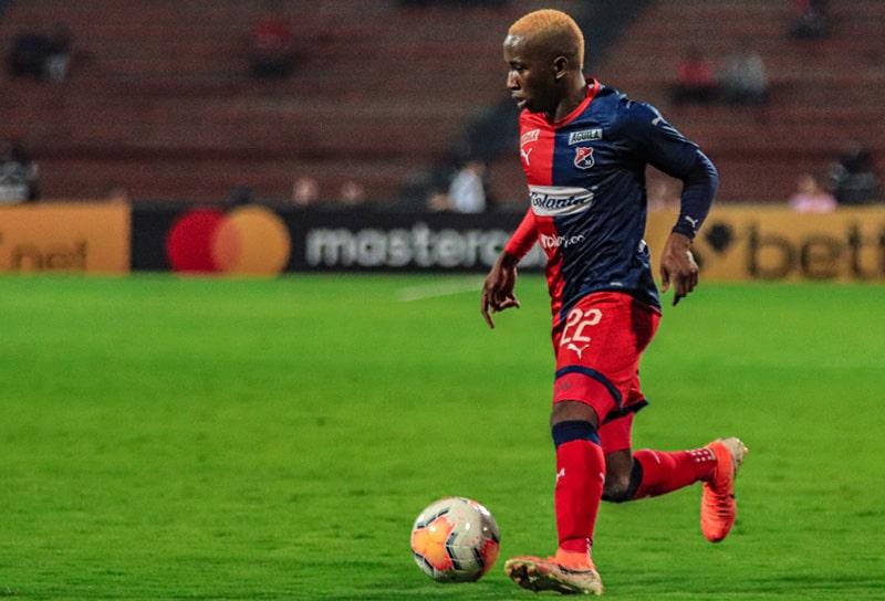 Edwin Mosquera, DIM, Deportivo Independiente Medellín, Liga BetPlay 2020