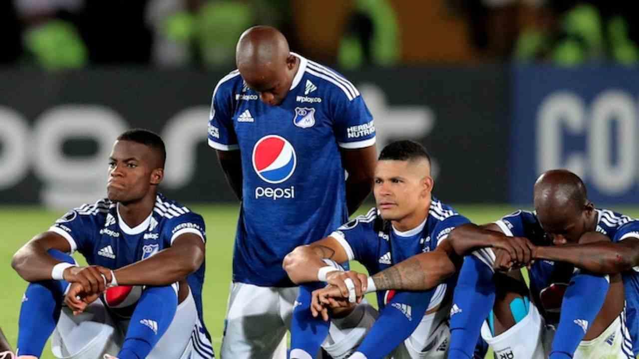 Eliminado Millonarios: se queda fuera de la Liga y Copa