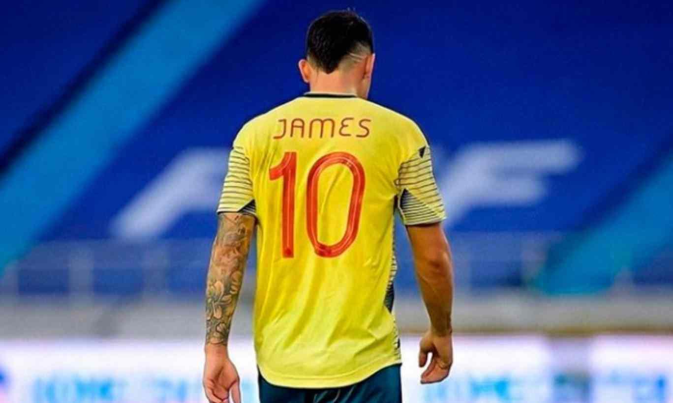 En Inglaterra no tienen piedad con James Rodríguez
