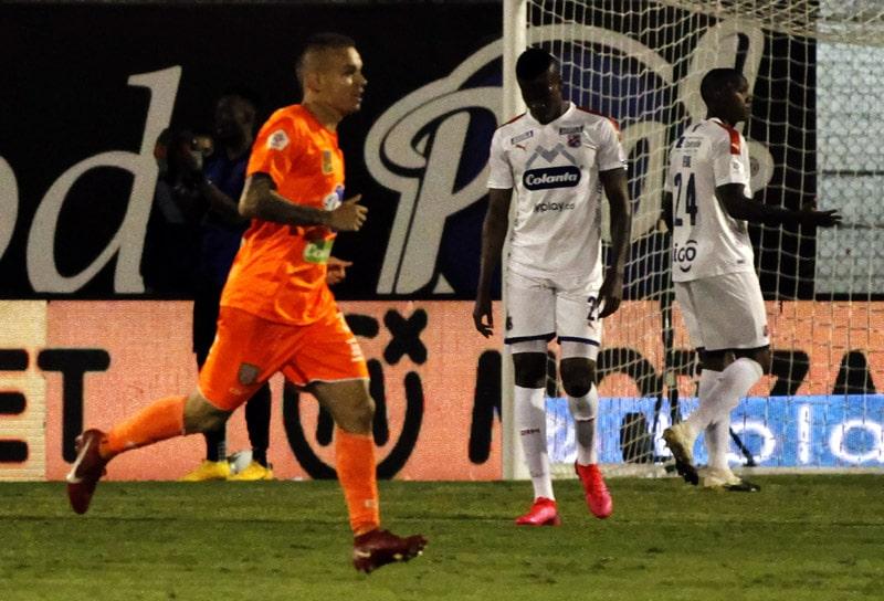 Envigado FC 2-1 DIM, Liga BetPlay 2020