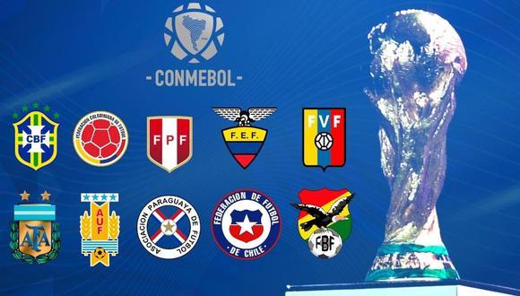 Estos serán los partidos de las Eliminatorias transmitidos por Caracol TV