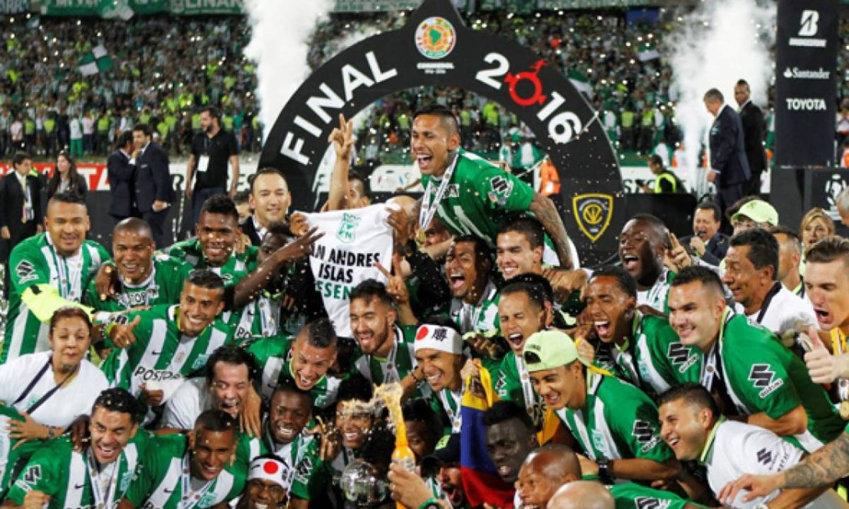 Estoy a disposición campeón con Nacional en la Libertadores