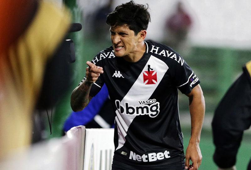 Germán Cano, Diego Armando Maradona, Vasco da Gama, Defensa y Justicia, Copa Sudamericana 2020, DIM, Deportivo Independiente Medellín, ex-Medellín, ex-DIM