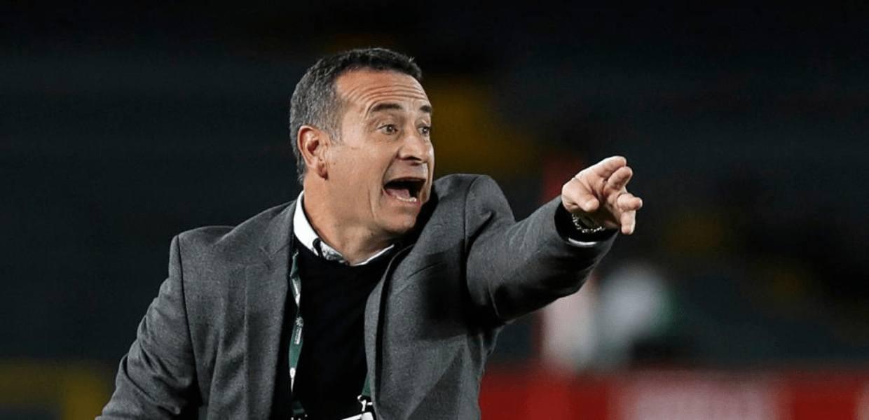 Guillermo Sanguinetti no seguiría en Atlético Bucaramanga