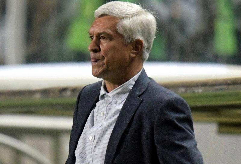 Humberto Sierra, director técnico, DIM, Deportivo Independiente Medellín, Liga BetPlay 2020, Copa Colombia 2020