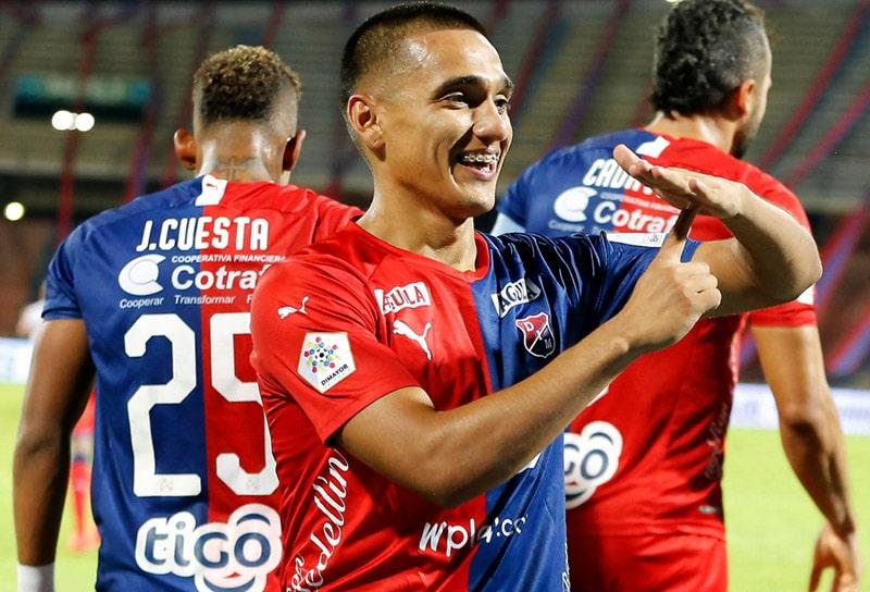 Israel Escalante, DIM, Deportivo Independiente Medellín, Atlético Bucaramanga, Liga BetPlay 2020