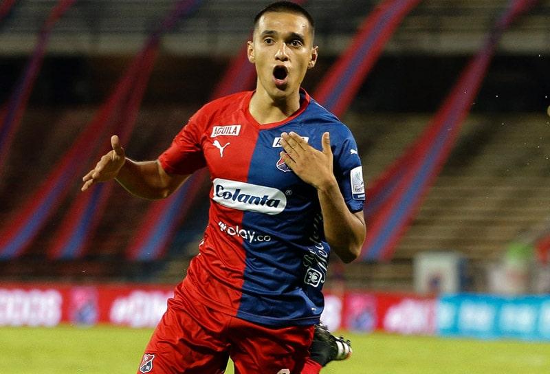 Israel Escalante, DIM, Deportivo Independiente Medellín, titular, Atlético Bucaramanga, Liga BetPlay 2020