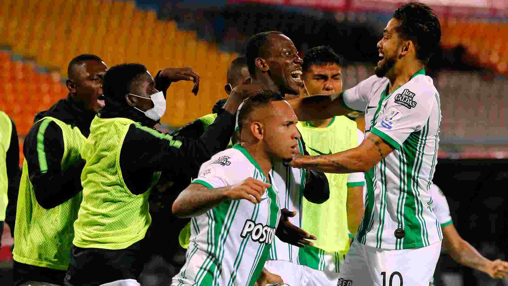 Jarlan Barrera y Andrés Andrade se quejaron por decisión de Dimayor