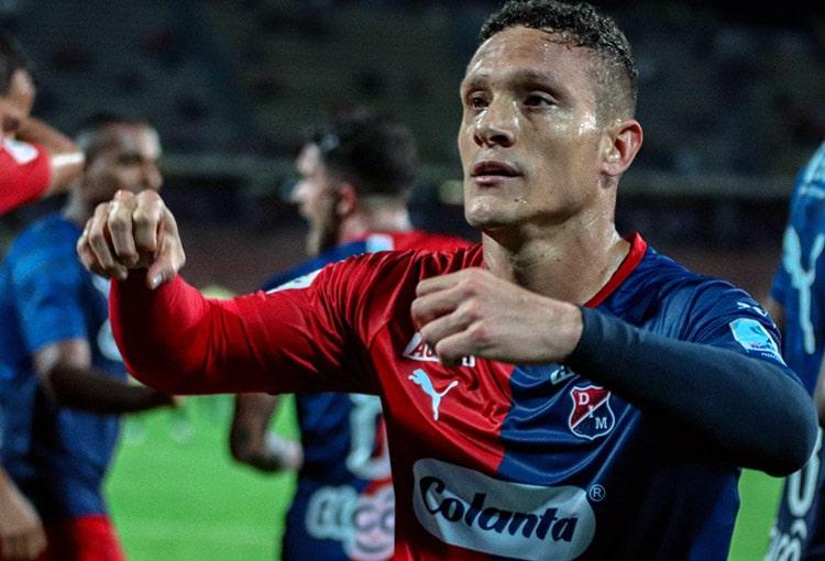 Javier Reina, DIM, Deportivo Independiente Medellín, titular, Envigado FC, Liga BetPlay 2020