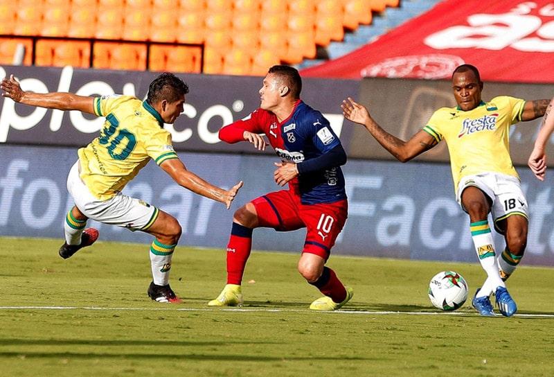 Javier Reina, Deportivo Independiente Medellín 1-0 Atlético Bucaramanga, Liga BetPlay 2020