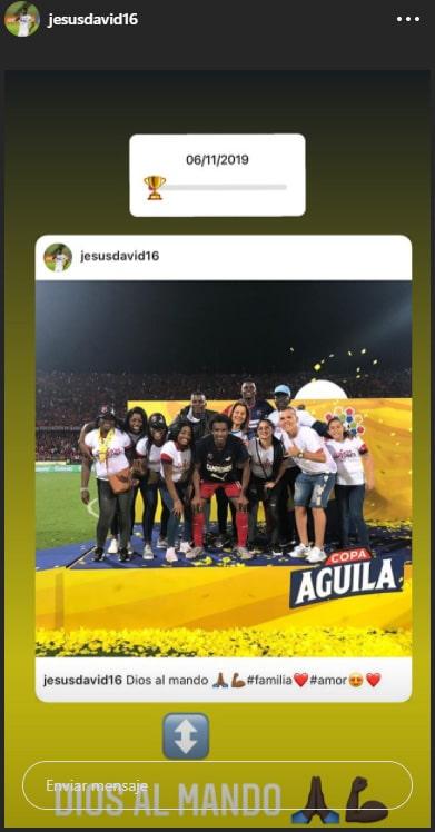 Jesús Murillo, DIM, Deportivo Independiente Medellín, Copa Colombia 2019
