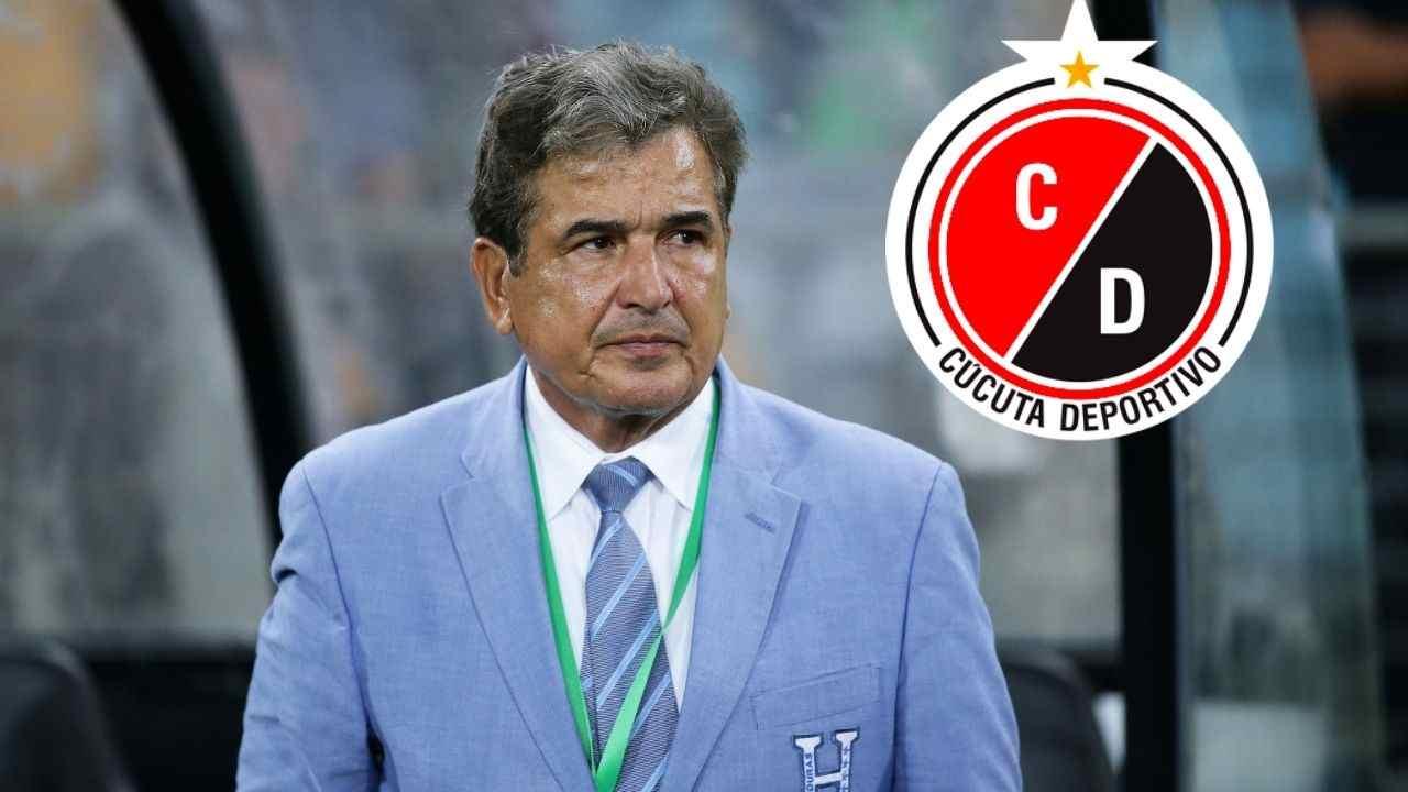 Jorge Luis Pinto y su ayuda al Cúcuta Deportivo