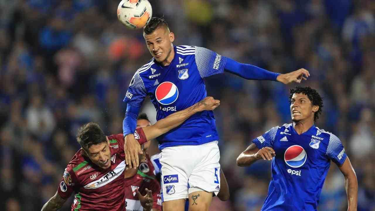 Juan Carlos Pereira vuelve a ser baja de Millonarios
