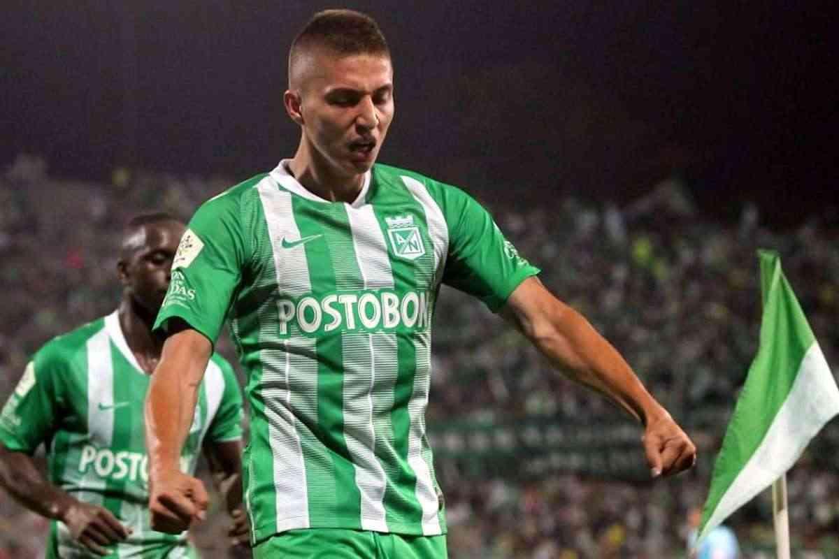 Juan Pablo el `ìndio` Ramírez llegaría al fútbol de Brasil