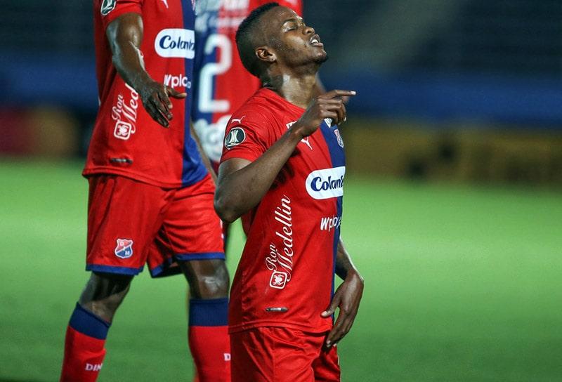 Larry Angulo, DIM, Deportivo Independiente Medellín, liguilla Liga BetPlay 2020