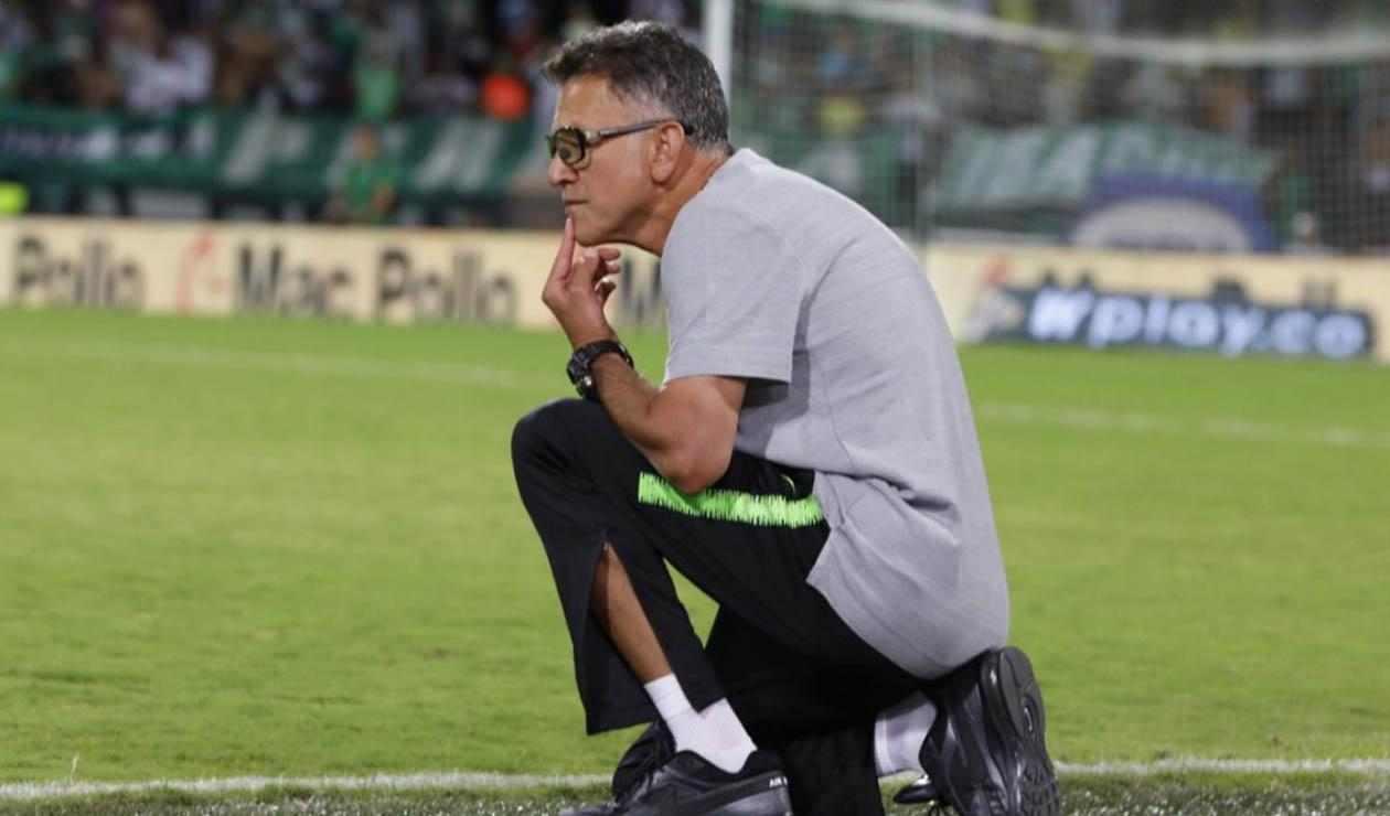 Las razones por las que Juan Carlos Osorio salió de Nacional