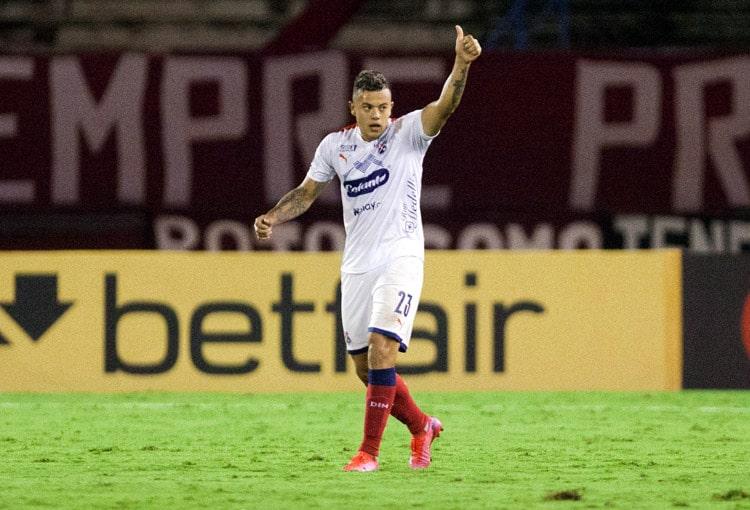 Leonardo Castro, DIM, Deportivo Independiente Medellín, Deportivo Pereira, Copa Colombia 2020