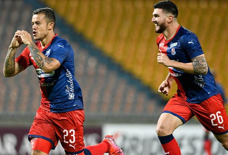 Leonardo Castro, Deportivo Independiente Medellín, DIM, liguilla Liga BetPlay 2020