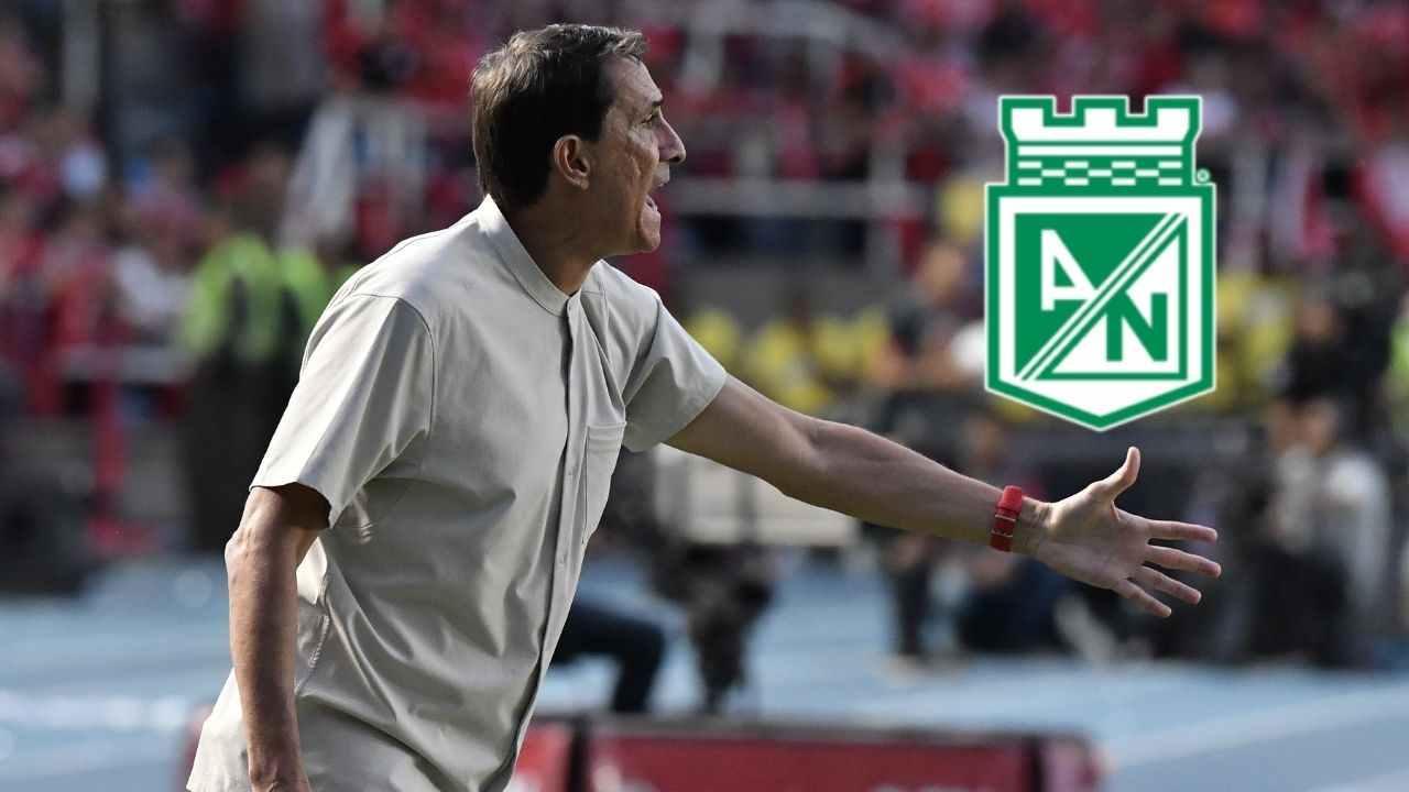 Lo último entre Alexandre Guimarães y Atlético Nacional