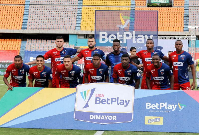 Luis Erney Vásquez, Deportivo Independiente Medellín 1-0 Atlético Bucaramanga, Liga BetPlay 2020