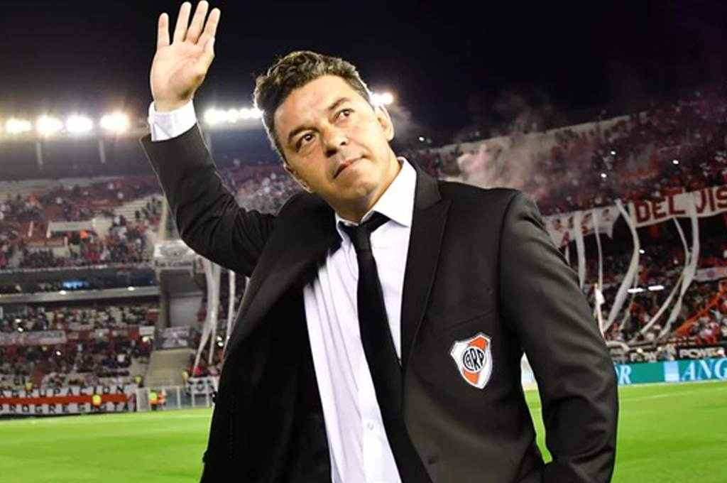 Marcelo Gallardo y las posibilidades de salir de River Plate