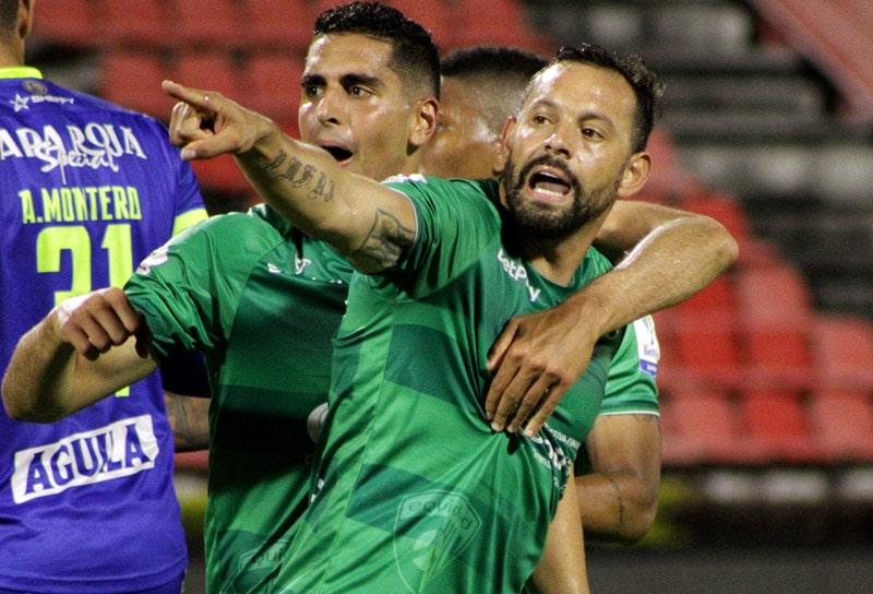 Matías Mier, Equidad Seguros, DIM, Deportivo Independiente Medellín, Liga BetPlay 2020-min