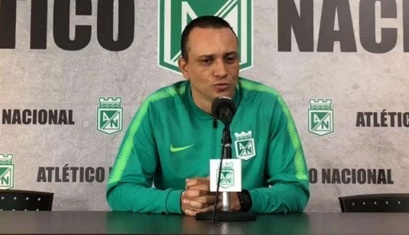 """""""Nos hemos preparado para dirigir aquí"""": DT de Nacional"""