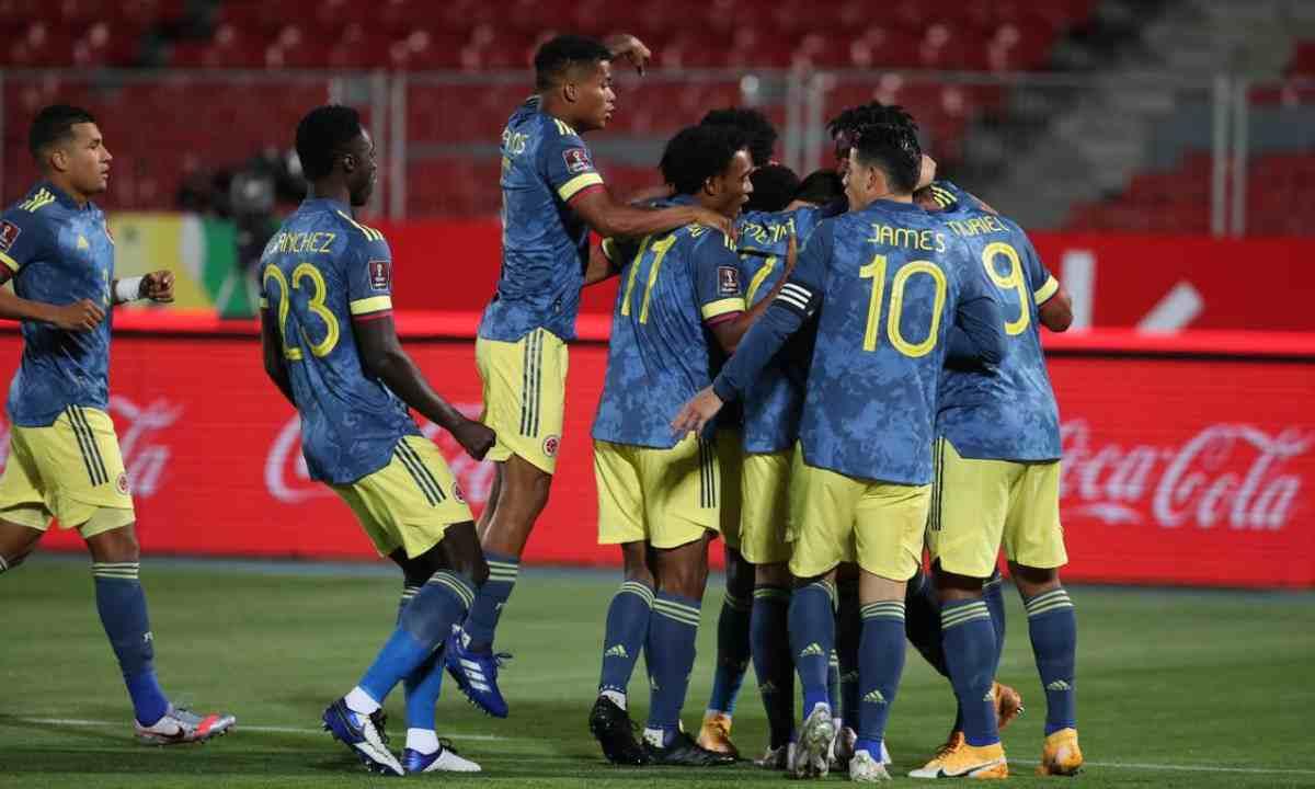 Oficial así saldrá la Selección Colombia frente a Ecuador