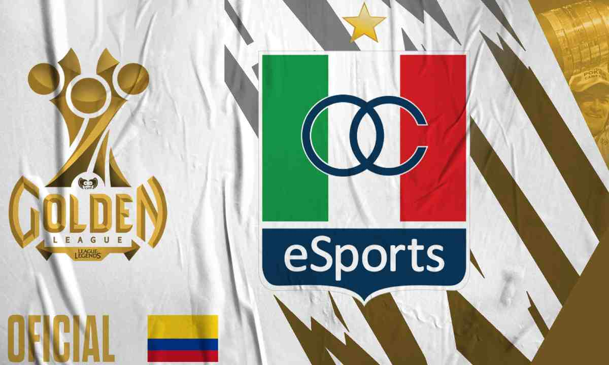 Once Caldas Esports competirá en la Golden League