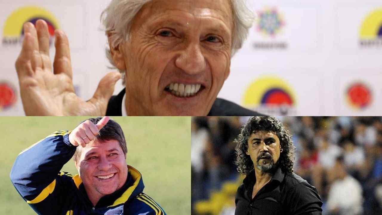 Pékerman, 'Bolillo' y Leonel son tendencia tras la goleada a Colombia