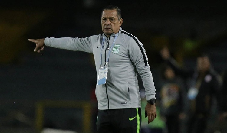 Pompilio Páez, Atlético Nacional