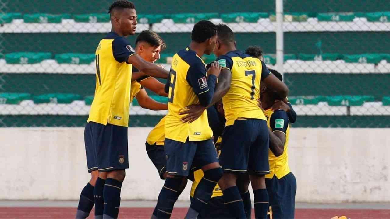 Primera baja de Ecuador para enfrentar a la Selección Colombia