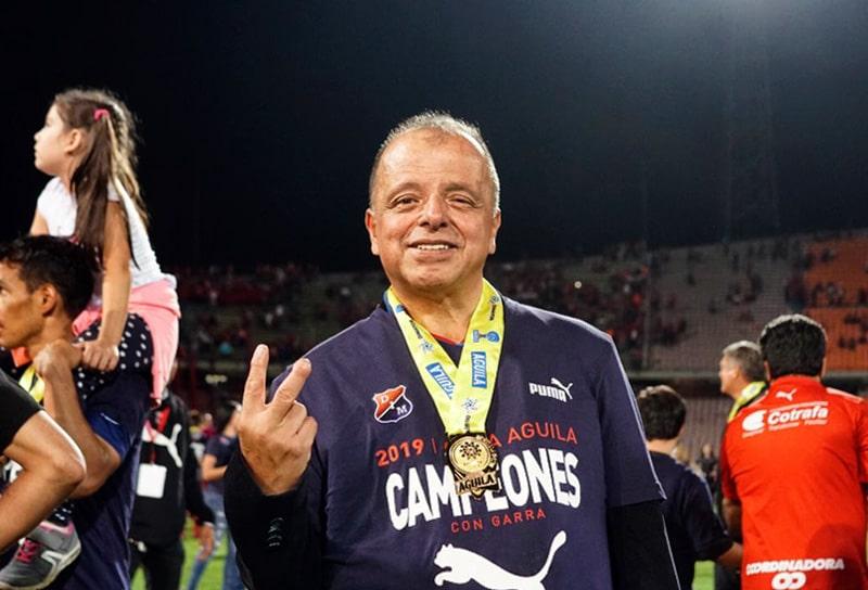 Raúl Giraldo, Rexixtenxia Norte, DIM, Deportivo Independiente Medellín
