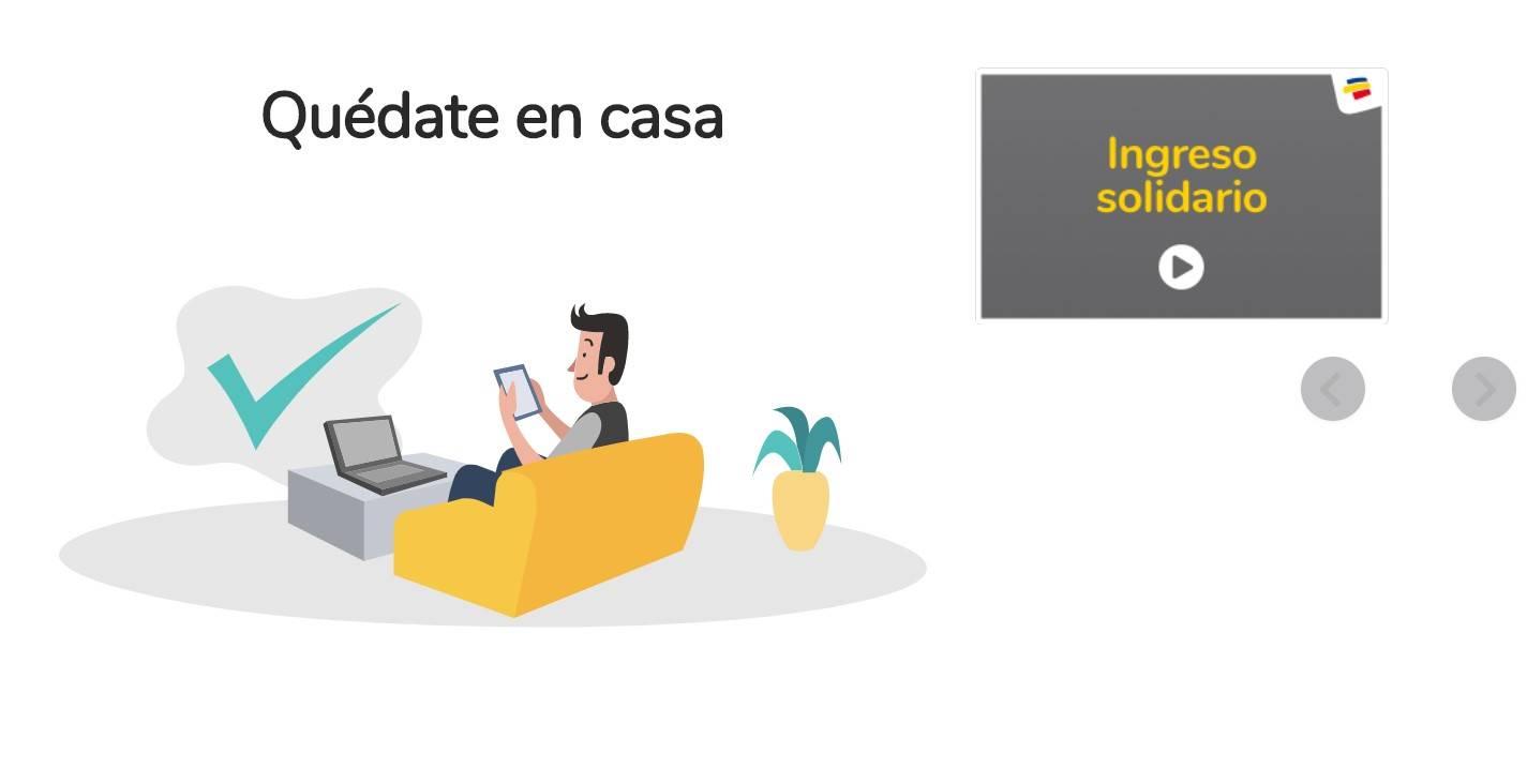 ¿Rechazo de pago del Ingreso Solidario en Bancolombia A La Mano?