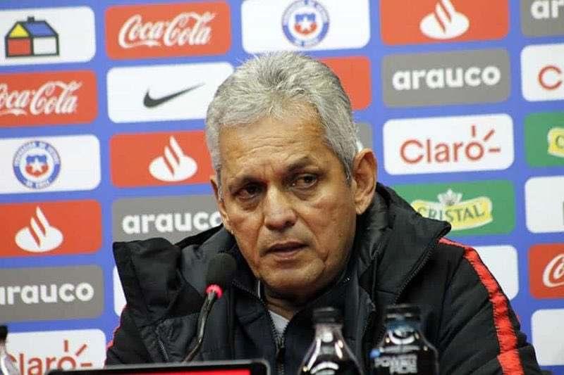 Reinaldo Rueda seguirá al frente de la Selección de Chile