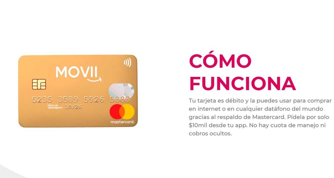 Retirar el Ingreso Solidario con la tarjeta MOVii