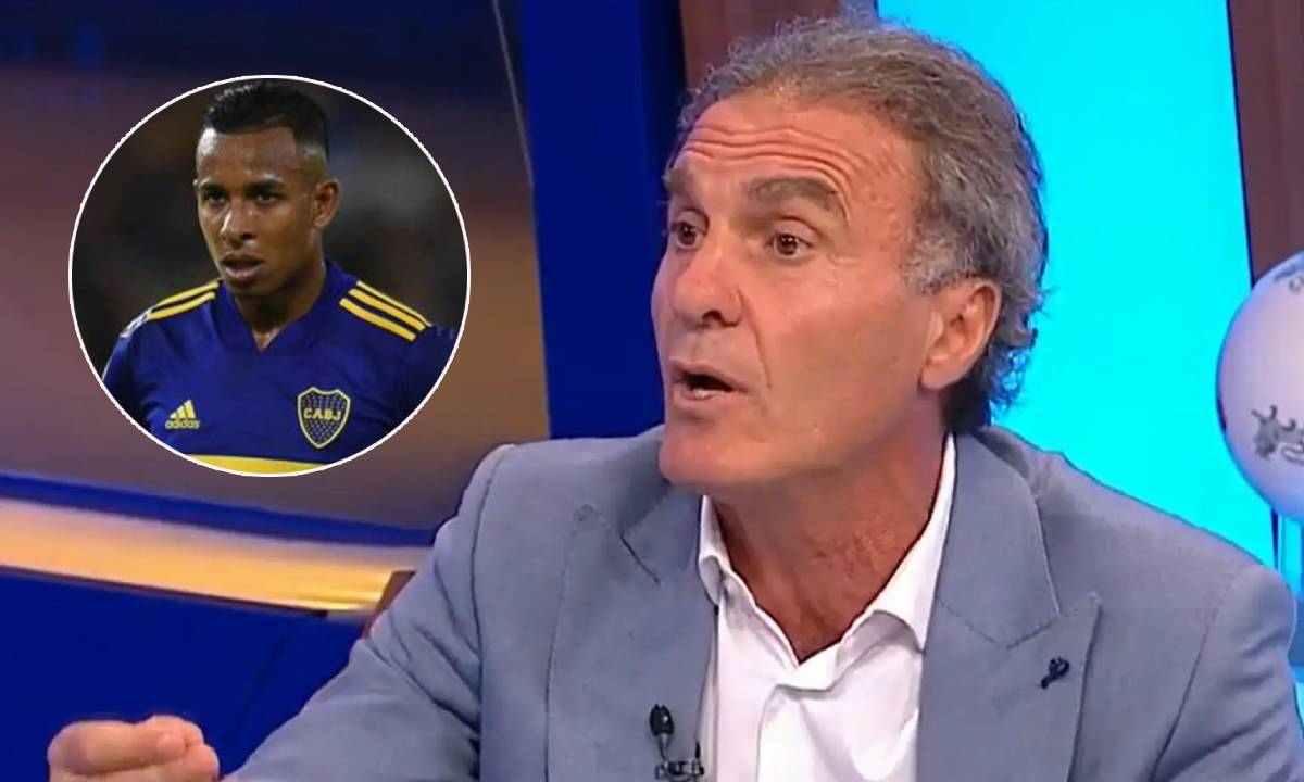 Ruggeri y la fuerte crítica a Sebastián Villa tras volver con Boca