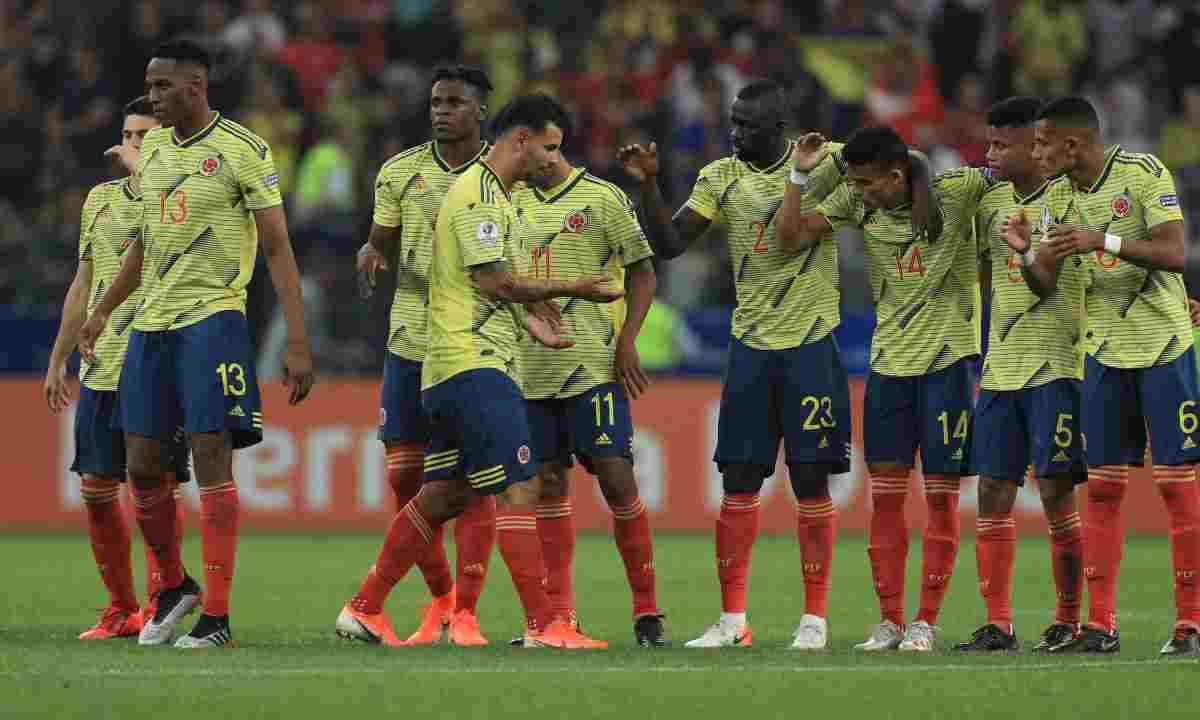 Selección Colombia hay un caso positivo de coronavirus