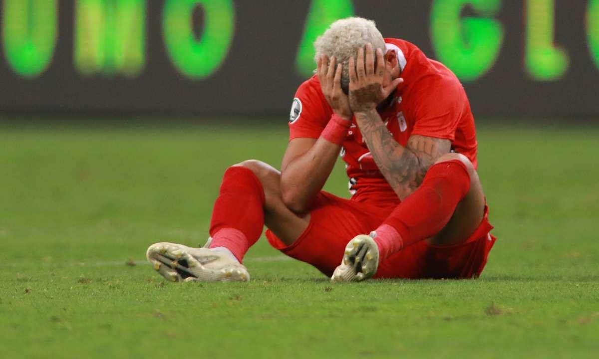 Selección Colombia no fue esta vez para Duván Vergara