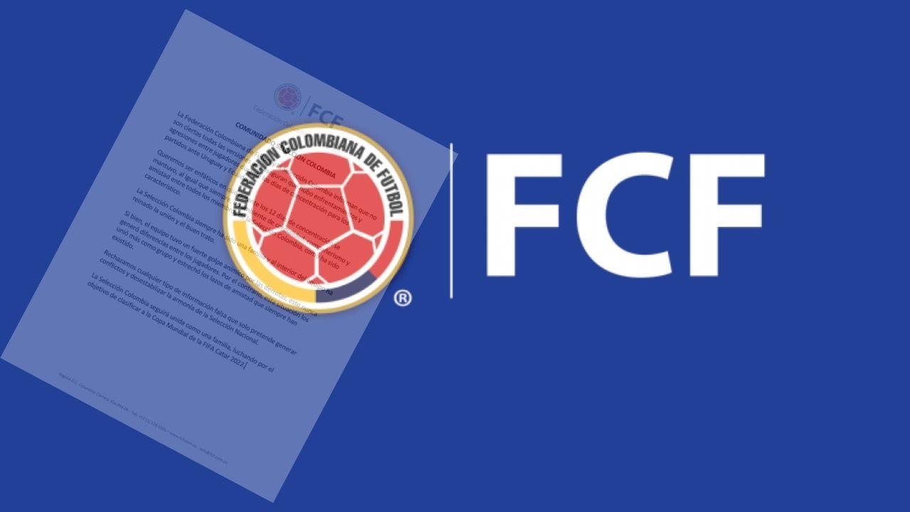 Selección Colombia también desmiente agresiones en el equipo